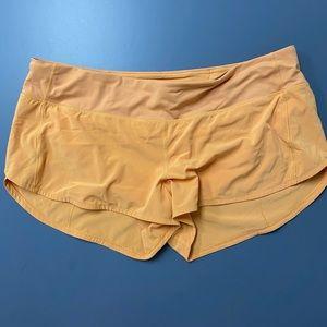 Lululemon 2.5 Speed Shorts